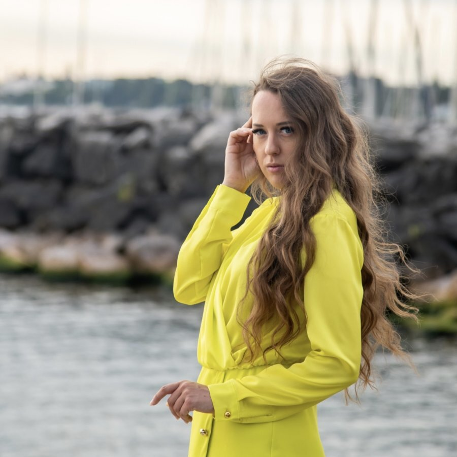 Adriana Herman - Inhaberin, Wimpernstylistin, MakeUp Artist